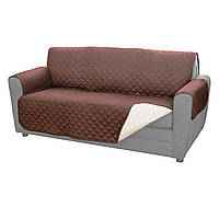 Защитное водонепроницаемое покрывало для дивана Couch Coat двустороннее
