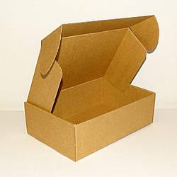 Коробка самозбираюча крафт 250х170х80