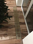 Радиатор для панорамных окон конвектор в пол без вентилятора TeploBrain E 200 mini (B; L; H) 200.2750.75, фото 7
