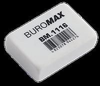 Ластик прямоугольный Buromax 26 x 18 x 8 мм
