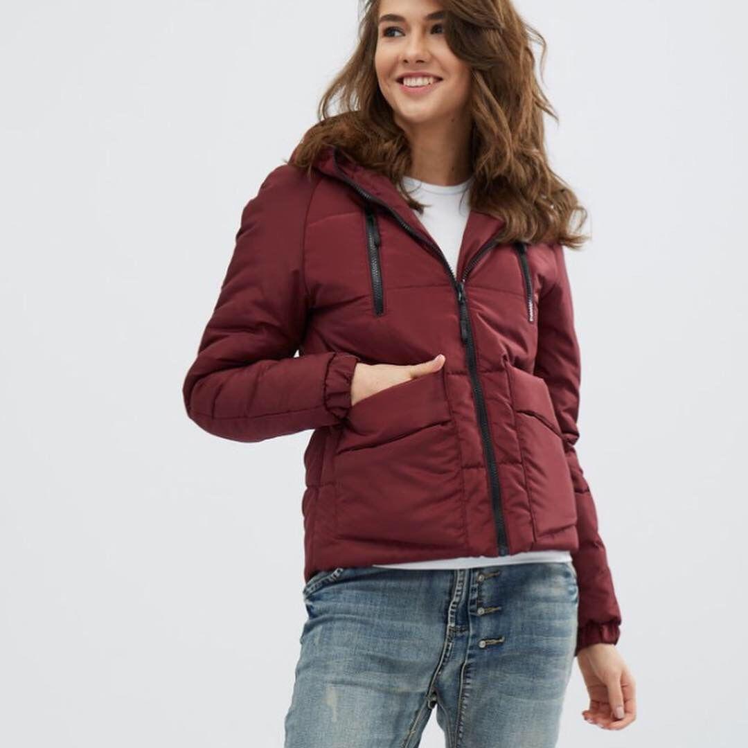 Демисезонная женская куртка К 0043 с 04