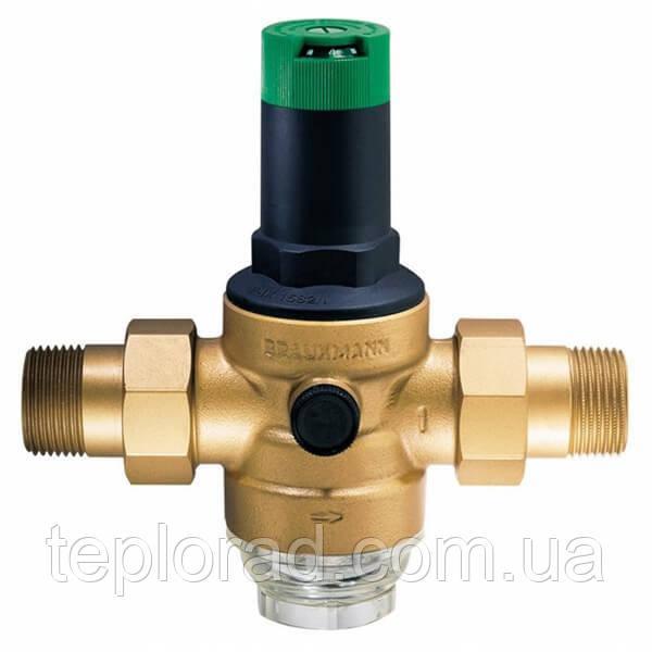 Регулятор давления Honeywell D06F-1/2A на холодную воду