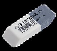 Ластик с абразивной частью Buromax 41 x 14 x 8 мм