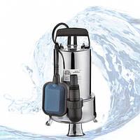 Насос погружной дренажный для грязной воды Vitals aqua DPS 713s (0,65 кВт, 12,9 куб. м/час)