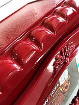 Печь камин чугунная INVICTA Chambord красная, фото 2