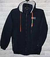 """Куртка мужская демисезонная батальная, размеры 58-66 """"JIREN"""" купить недорого от прямого поставщика"""