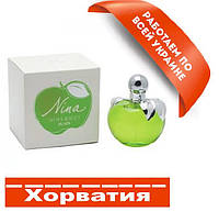 Nina Ricci Nina Plain (Green apple) Хорватия Люкс качество АА++ парфюм Нина Ричи Нина Плэйн Реплика