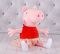 Мягкая игрушка свинка Пеппа, Балерина(копия), Peppa Pig