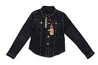 Пиджак женский джинсовый Crown Jeans модель 414 (DNT DRK)