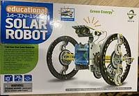 Конструктор на солнечных батареях CIC 21-615 Educational Solar Robot Kit 14 in 1