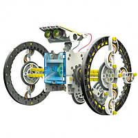 Конструктор на солнечных батареях CIC 21-615 Educational Solar Robot Kit 14 in 1
