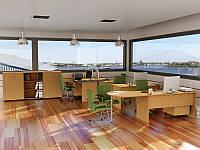 Комплект мебели для офиса 2