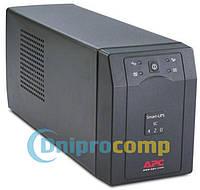 ИБП APC Smart-UPS SC 420 ВА (новая АКБ)