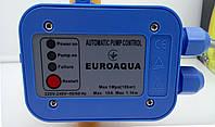 Автоматика для насосов пресс - контроль c защитой от сухого хода Euroaqua