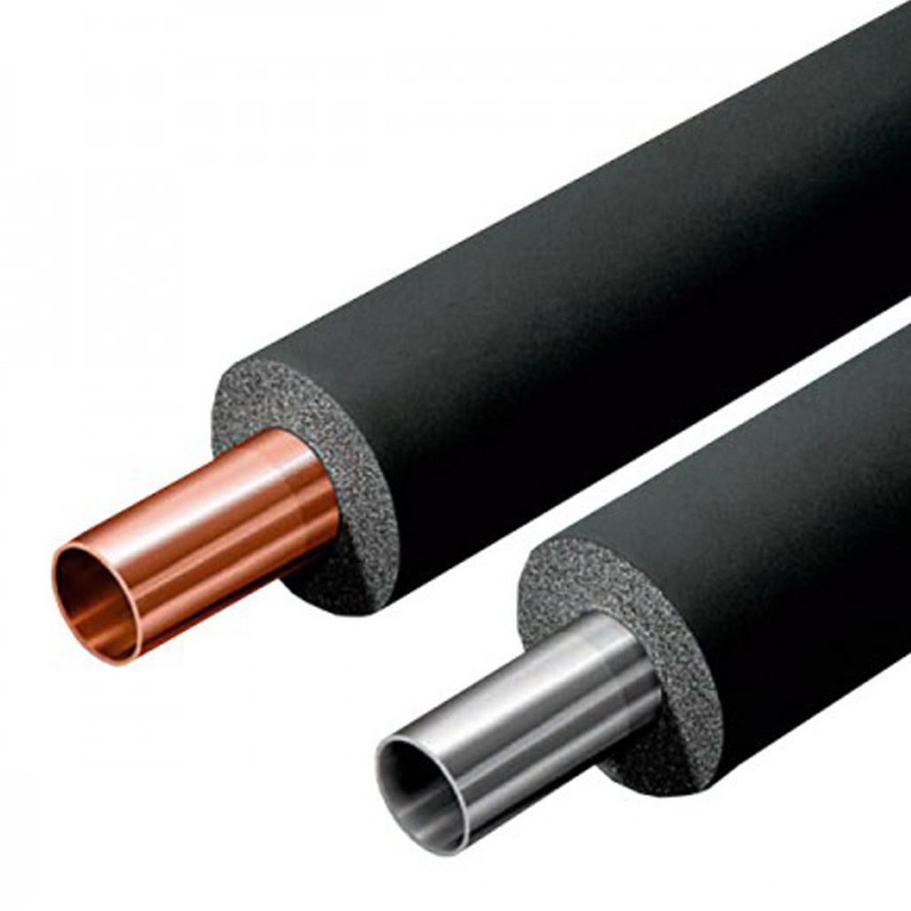 Теплоизоляция для труб Ø80/9 мм Kaiflex EF-E (каучук)