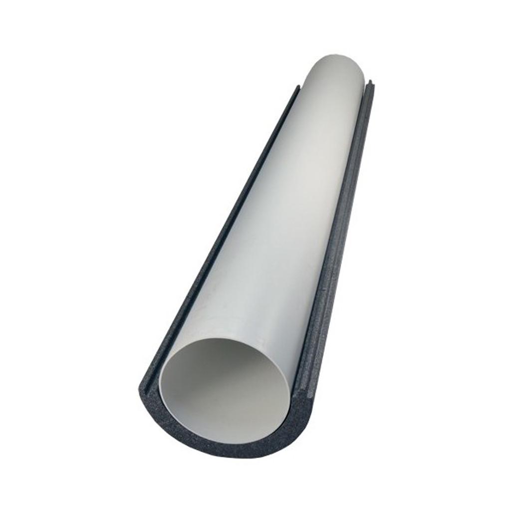 Теплоизоляция для труб Ø133/9 мм Kaiflex EF-E (каучук)