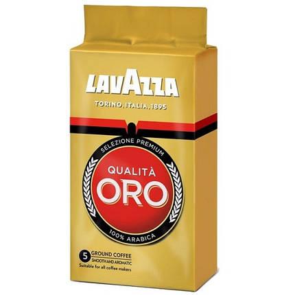 Кофе молотый Lavazza Qualita Oro 250 г, фото 2