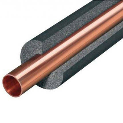 Теплоізоляція для труб Ø80/13 мм Kaiflex EF-E (каучук), фото 2