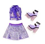 Набор Пупси Радужные Девочки Poopsie Rainbow Girls Фиолетовая Леди или Голубая Леди Серия 1+ 20 сюрпризов, фото 4