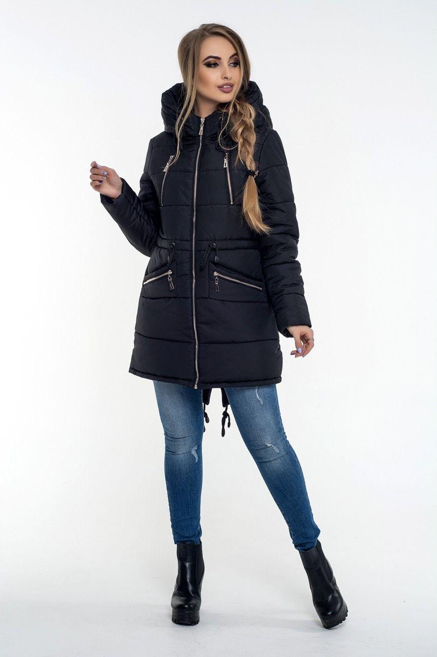 Зимняя женская куртка К 0049 с 02