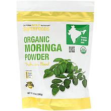 "Моринга в порошке California GOLD Nutrition, Superfoods ""Organic Moringa Powder"" (240 г)"