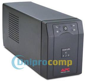 Новое поступление: ИБП APC Smart-UPS SC 420 ВА (новая АКБ)