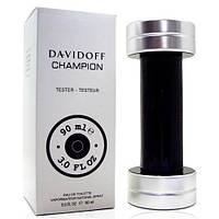 Davidoff Champion туалетная вода 90 ml. (Тестер Давидофф Чемпион), фото 1
