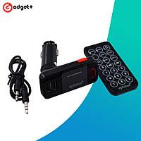 Автомобильный FM-трансмиттер Eplutus FB-05 с Bluetooth