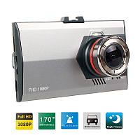 Автомобильный Видеорегистратор Car Camcorder Full HD 1080 с Гранями