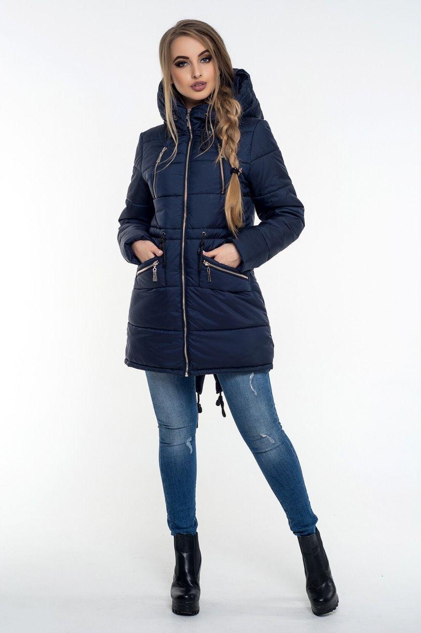 Зимняя женская куртка К 0049 с 01