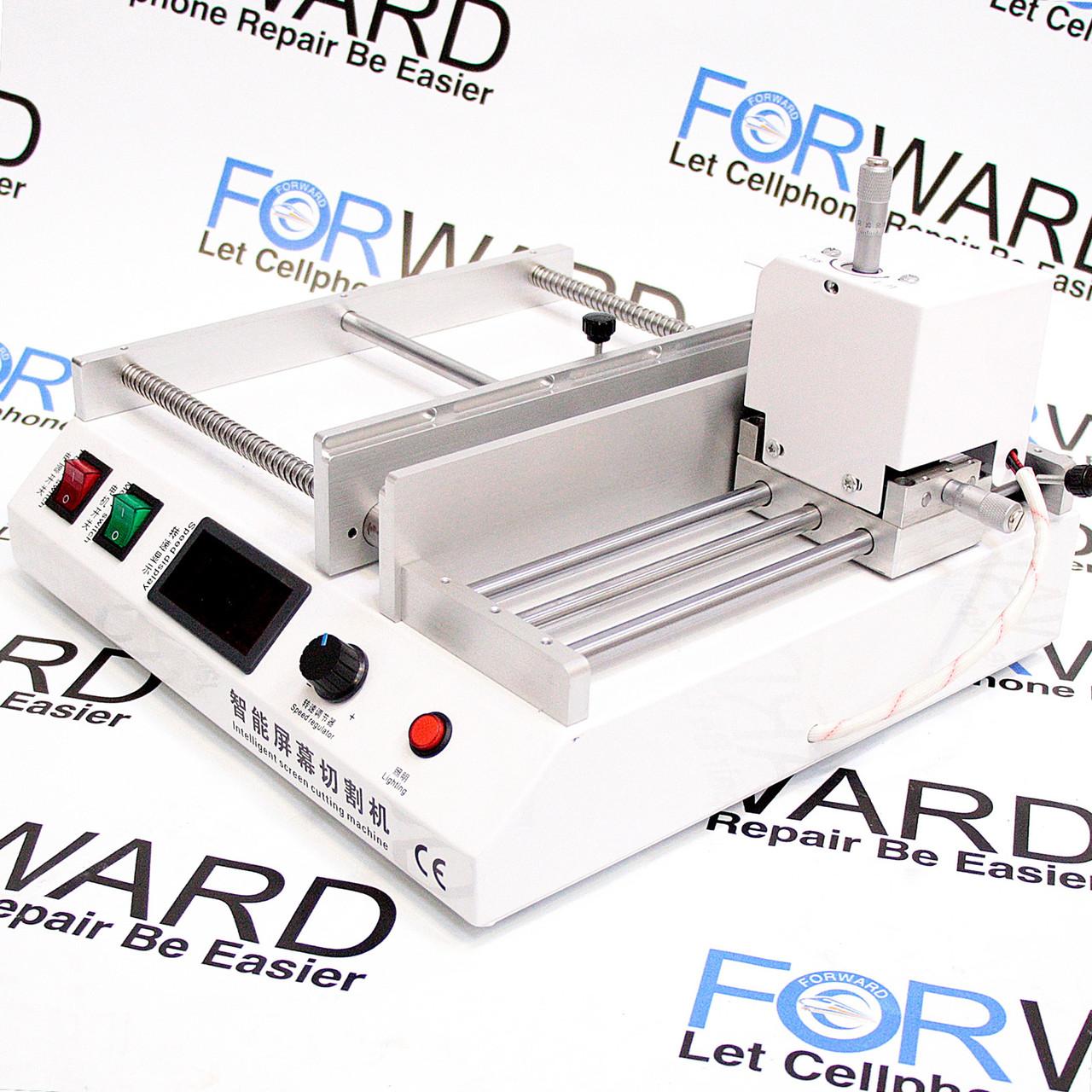 Forward FW-777 станок-фрезер для срезки экранов и рамок мобильного телефона