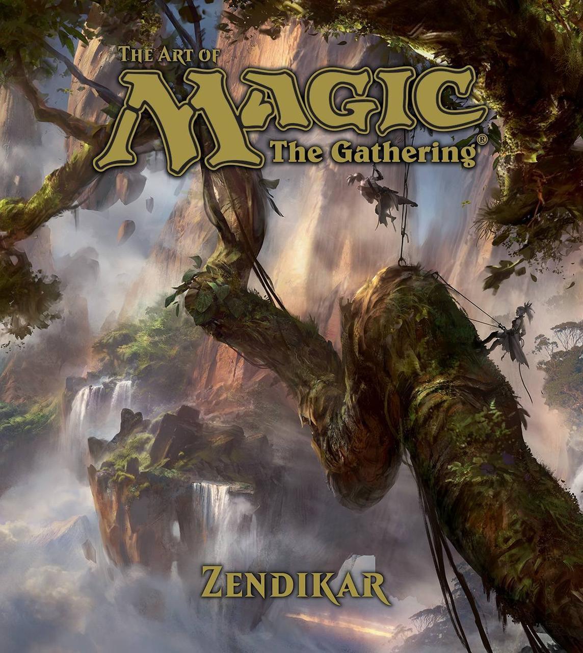 The Art of Magic: The Gathering - Zendikar (1) by James Wyatt