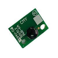 Чип драм-картриджа цветной (Drum Unit chip (CMY) DR512 DR-512 DR 512) Konica Minolta Bizhub C224/ C284/ C364/