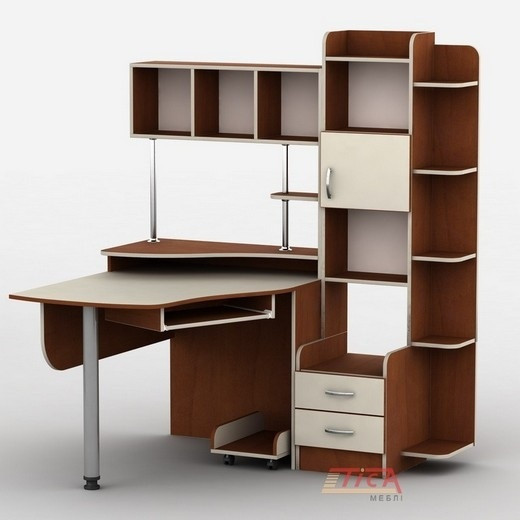 Стол компьютерный Тиса-03 (Тиса)