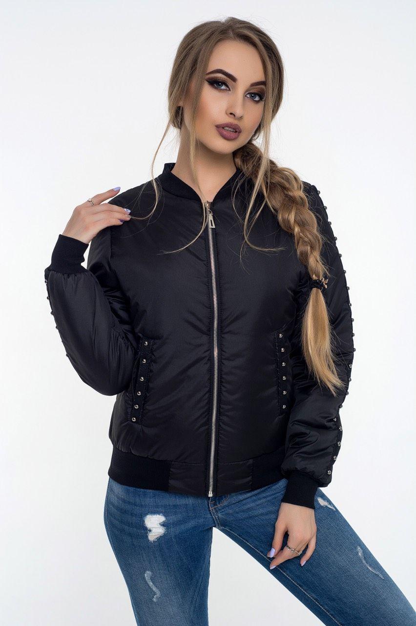 Женская демисезонная куртка К 0045 с 01