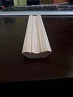 Плинтус  32х32х2.5м без сучка, срощеный