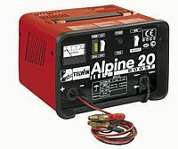 Зарядное устройство ALPINE 20 BOOST Telwin (Италия)