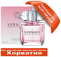 Versace Bright Crystal   Хорватия  Люкс качество АА+++  версаче брайт кристал реплика