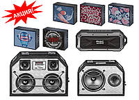 Портативная акустика Mac Audio BT Style, BT Wild 401, BT Force 116 и BT Force 210 по сниженной цене до конца лета 2019 года