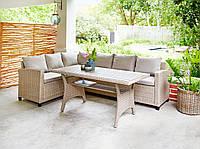Комплект садовой мебели ULLEHUSE из искусственного ротанга, фото 1