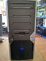 Сис. блок Intel Core2Duo E7300 2.66Ghz s775 (2 ядра)/2Gb DDR2/160Gb S-ATA/ATI Radeon 7730 1Gb/ATX
