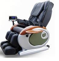 Массажное кресло Deluxe Leather