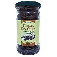 Оливки темні в'ялені Фасу