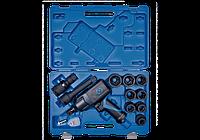 "Пневматический гайковерт 3/4"" с набором головок в кейсе 13 предметов KING TONY 64801FMP (Тайвань)"