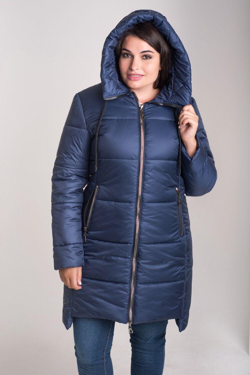Зимняя женская куртка К 0075 с 02
