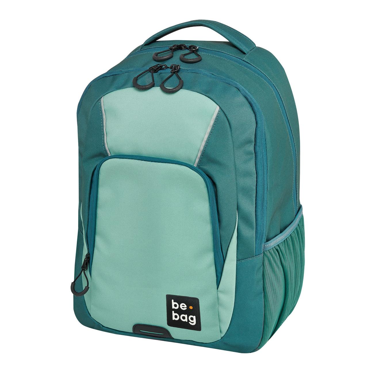 Рюкзак Herlitz Be.Bag be.simple Dark Green бірюзовий