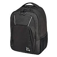 Рюкзак Herlitz Be.Bag be.simple Digital Black чорний, фото 1