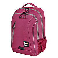 Рюкзак Herlitz Be.Bag be.urban Berry&Grey рожевий, фото 1