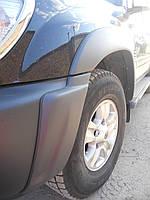 Расширители колесных арок LASSCAR на Lexus LX 470