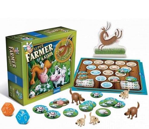 Настольная игра Суперфермер и Коза, фото 2